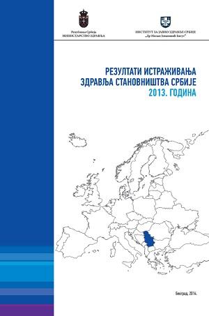 Istrazivanje zdravlja stanovnistva 2013